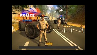 Police Truck Gangster Car Chase   Android gameplay 2019 screenshot 4