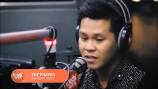 Marcelito Pomoy Sing Male & Female Voice In The Prayer
