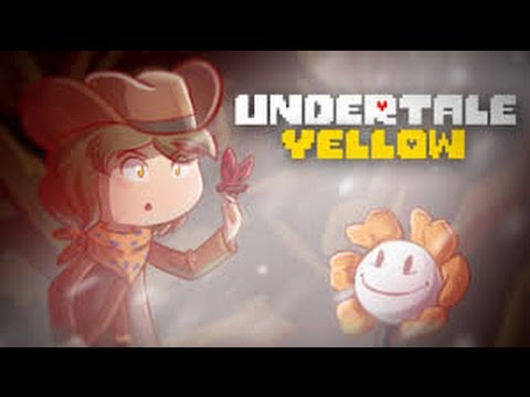 Undertale Yellow (DEMO) - Full Playthrough - PACIFIST ENDING - Undertale Prequel Fan Game