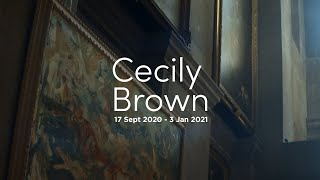 Cecily Brown | Blenheim Art Foundation | Installation