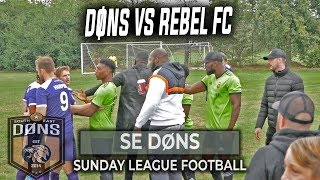 SE DONS vs REBEL FC: