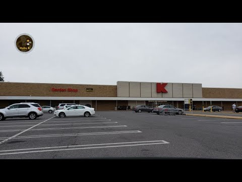 First To Film: Non-Closing Kmart Williamsport, PA