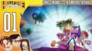 Sonic Chronicles: The Dark Brotherhood playthrough [Part 1: A Hostile Reception]