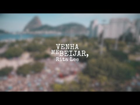 Bloco Toco-Xona no Carnaval 2018 no Aterro do Flamengo - Enredo 'Venha me Beijar, Rita Lee'
