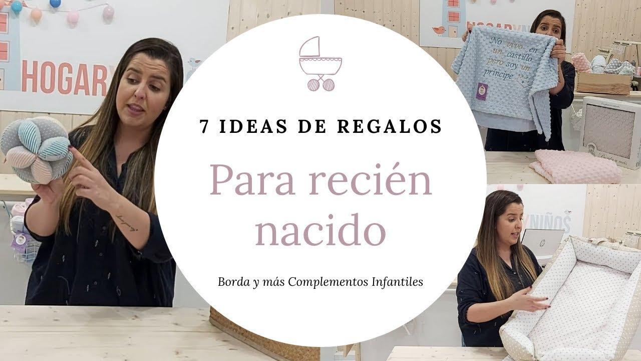 Ideas Regalo Recien Nacido.7 Ideas De Regalos Para Recien Nacidos Borda Y Mas