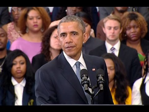 President Obama Delivers Remarks on Protecting Consumers from Abusive Payday Lending Practices