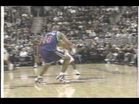 NY Knicks vs Philadelphia 76ers  December 20, 1996 Reg season Part 1 of 13