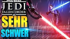 Unfassbar Schwer! Jedi Groß-Meister! #1 🔴 Star Wars: Jedi Fallen Order // PS4 Livestream