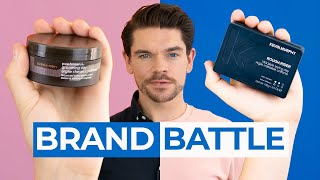 Kevin Murphy Rough Rider vs. Aveda Grooming Clay | Brand Battle