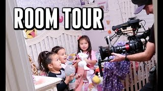 Twins Give a Live Room Tour during Dancember! -  ItsJudysLife Vlogs