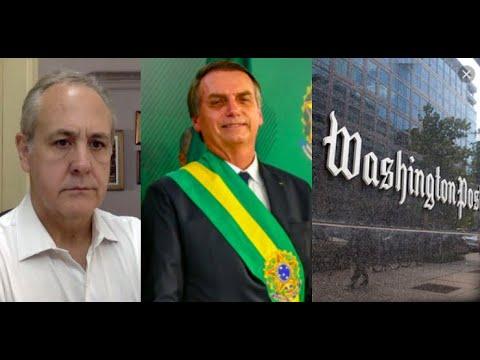 O Brasil a caminho da autocracia, diz o Washington Post
