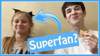 I Have a Super-Fan?!?! - Vlog #69