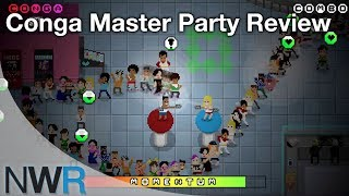 Conga Master (Video Game Video Review)