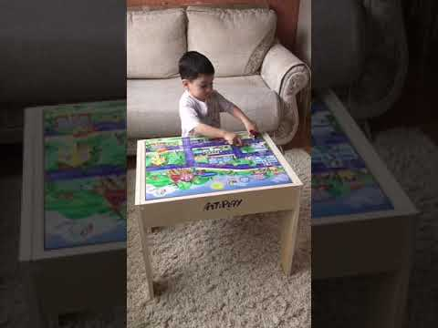 Art Light Activity Table 5-in-1. Learn. Create. Experiment.