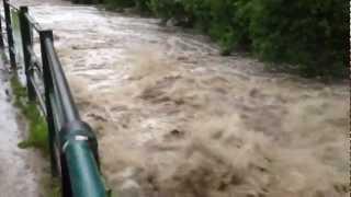 River irwell flood bury 20012 - 3