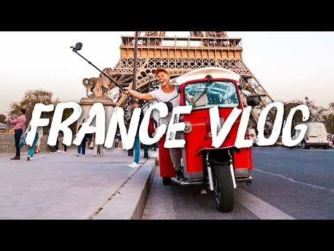 The BEST WAY to TRAVEL France