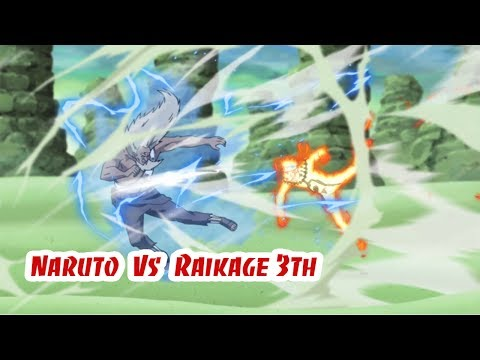 Naruto Vs Raikage 3th Sub Indonesia ★ Fan Naruto