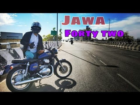 Jawa Forty Two Price , Test Ride & Review | Top Speed