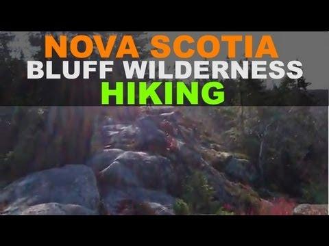 Bluff Wilderness Trail - Pot Lake - Hiking in Nova Scotia