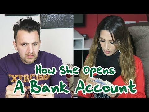 How She Opens A Bank Account   OZZY RAJA