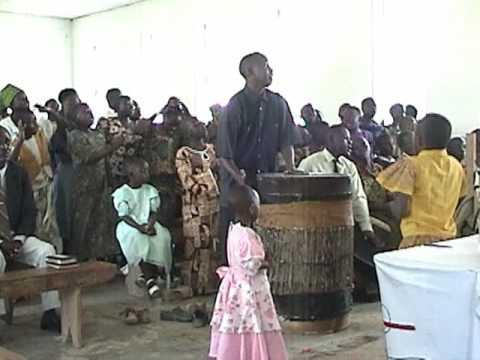 Moravian Church Children's Choir, Kyela, Tanzania