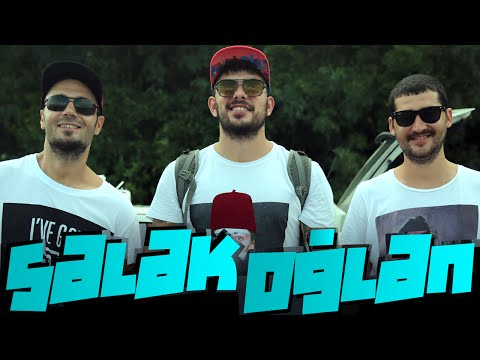 Abluka Alarm feat. Kamufle - Salak Oğlan (Official Video)