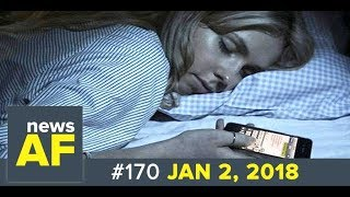 Doctors: Sleep texting, not just limited to texting.