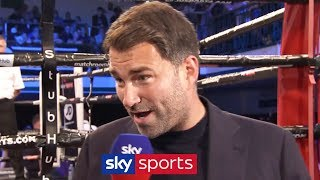 'WE WON'T GIVE IN! WE WANT THE WILDER DATE' - Eddie Hearn on Whyte/Rivas, the WBC & Deontay Wilder