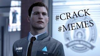 #Crack #Memes    Connor RK800    [Detroit: Become Human] GMV