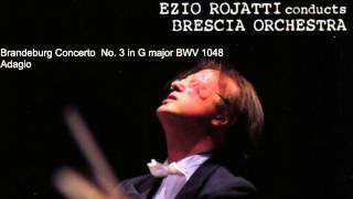 Bach: Brandeburg Concerto  No. 3 in G major BWV 1048 / Concerto brandeburghese n. 3 in sol maggiore