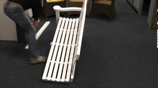 Bench Assembly Video
