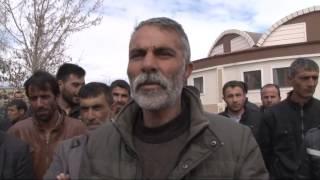 KARDELENHABER- Erzurum'da 250 maden işçisi işten çıkarıldı!