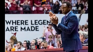 Avery Johnson discusses Alabama