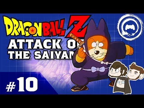 Dragon Ball Z Attack of the Saiyans Part 10 | TFS Plays