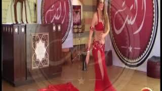 رقص عربي خطير ورهيب من ليالي  قناة التت.mp4