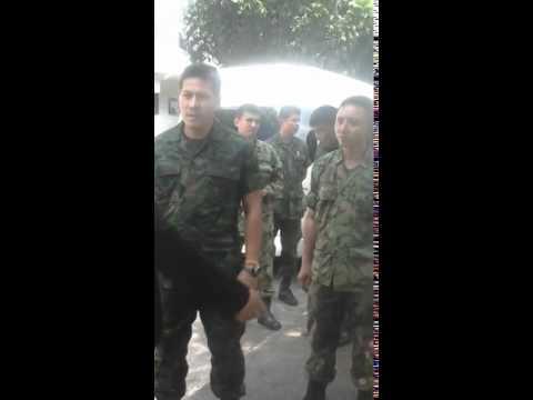 ทหารใหญ่มาจากไหนไม่รู้ แต่กูจะไล่