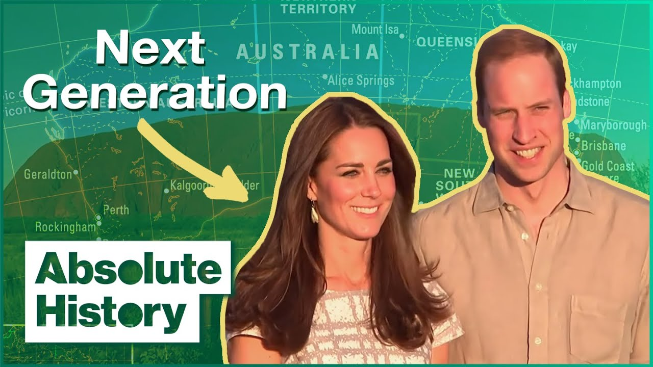 A New Royal Family | William, Kate & George | Absolute History