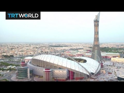Qatar Stadium: First 2022 World Cup stadium opened to public