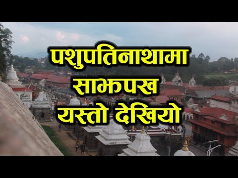 पशुपतिनाथ मन्दिर// Pasupati Tample //