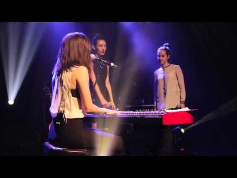 Francisca Valenzuela -  En Mi Memoria (@ Lunario, MX DF) (Feat. Ximena Sariñana & Daniela Spalla)