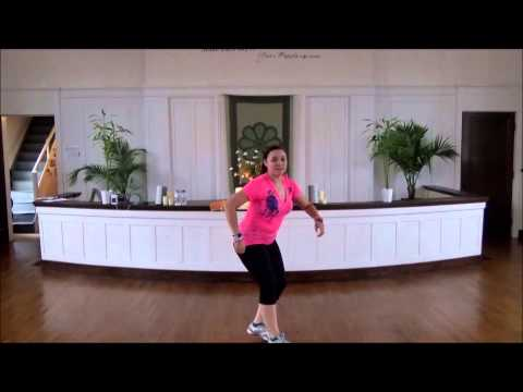 Zumba® Steps: Ghetto Cumbia
