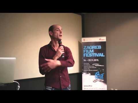 "Jesper Osmund - Masterclass ""Editing without Script"" - Zagreb Film Festival 2015"