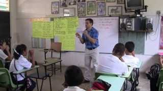 Teaching English with Comprehensible Input - Class 1