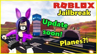 ROBLOX LIVE STREAM ! - JAILBREAK UPDATE IS COMING ! - Jailbreak, Arsenal and more ! - #326