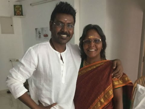 Raghava Lawrence Erects Temple For His Mother Youtube