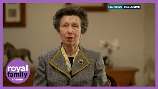 Princess Anne Remembers Prince Philip on What Would Have Been His 100th Birthday