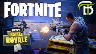 FORTNITE BATTLE ROYALE | BEST IN THE GAME