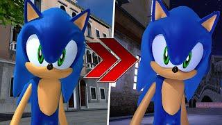 Sonic 06 but.. the Beginning Makes Sense