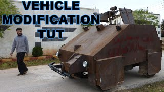 Dayz Origins Vehicle Modification Tutorial