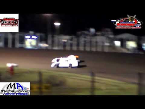 River Cities Speedway WISSOTA Modified B-Main (John Seitz Memorial) (9/7/18)